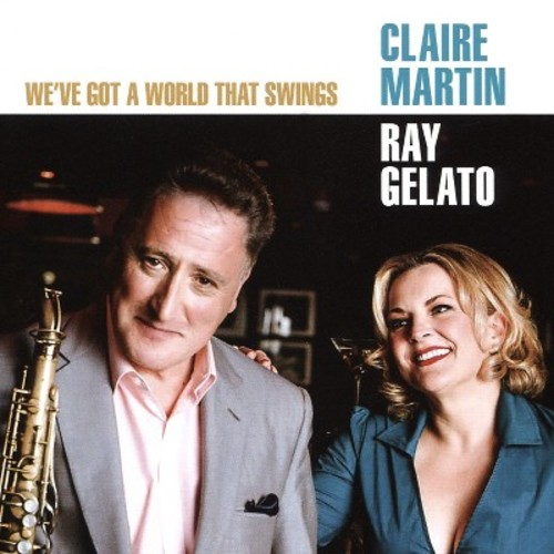 We've Got a World That Swings [CD]