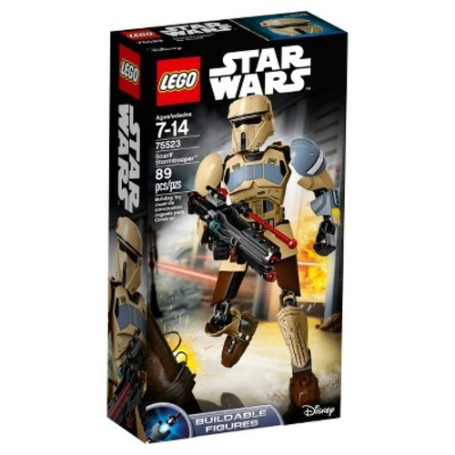 LEGO Constraction Star Wars Scarif Stormtrooper 75523