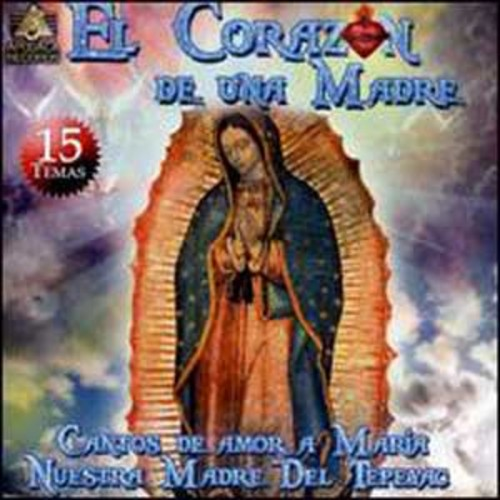 El Corazn De Una Madre By El Various Artists (Audio CD)