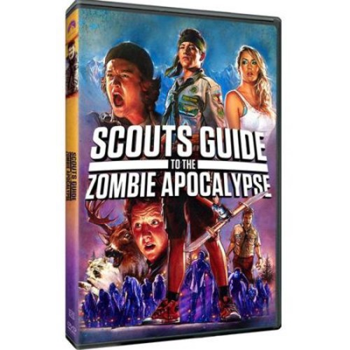 Scouts Guide To The Zombie Apocalypse (Walmart Exclusive) (With INSTAWATCH)