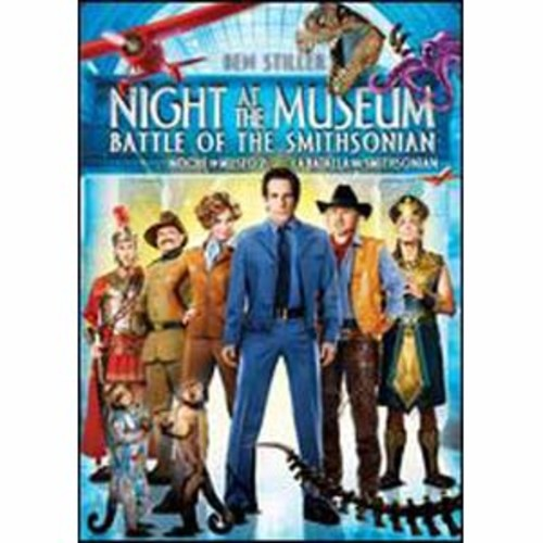 Night At The Museum 2 [DVD]