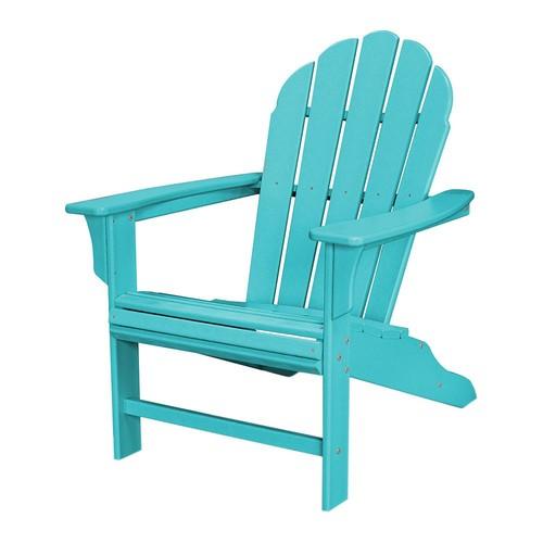 Trex Outdoor Furniture HD Aruba Patio Adirondack Chair