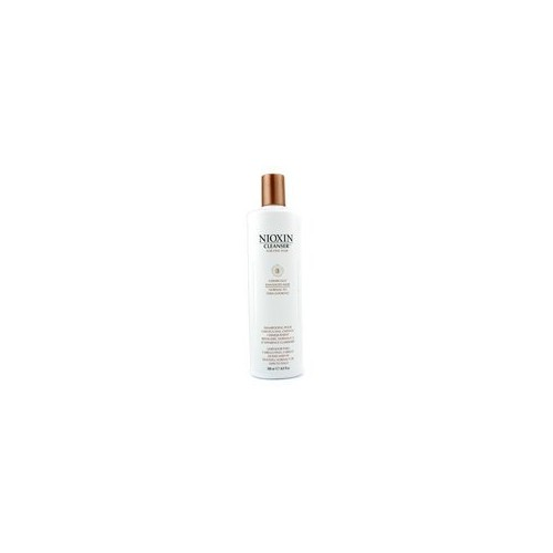 Nioxin System 3 Cleanser For Fine Hair Chemically Enhanced Normal to Thin-Looking Hair - 500ml/16.9oz