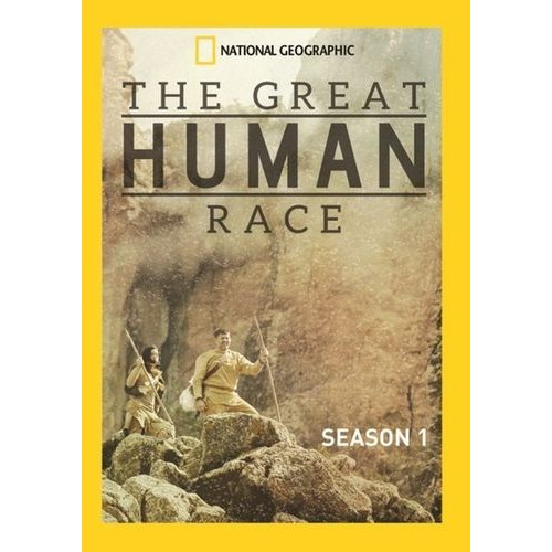 The Great Human Race: Season 1 [2 Discs] [DVD]