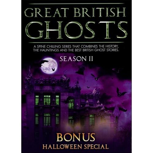 Great British Ghosts: Season 2 [2 Discs] [DVD]