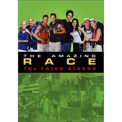 The Amazing Race: Season 3 [DVD]