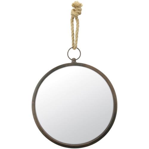 Medium Round Nautical Wall Mirror