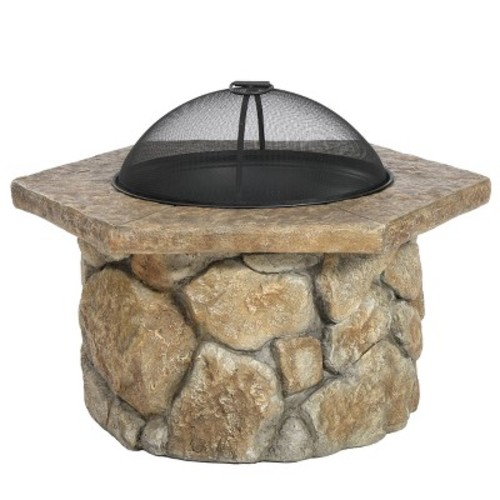 Christopher Knight Home Fire Pit - Stone