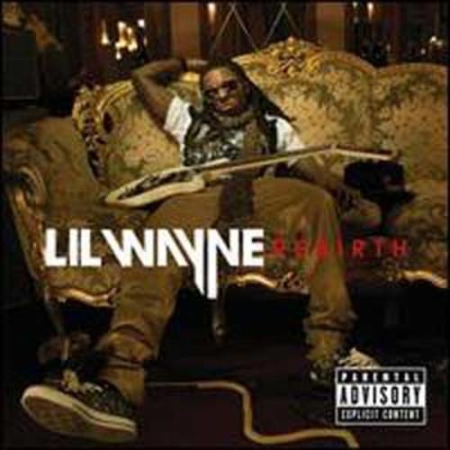 Rebirth By Lil Wayne (Audio CD)