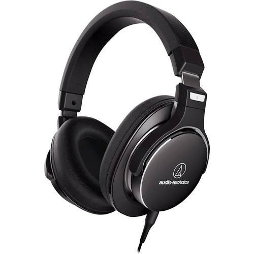 Audio-Technica - SonicPro ATH-MSR7NC Over-the-Ear Noise Canceling Headphones - Black