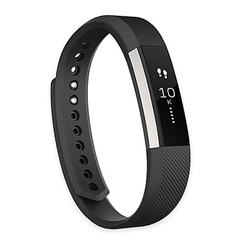 Fitbit alta Large Fitness Wristband in Black