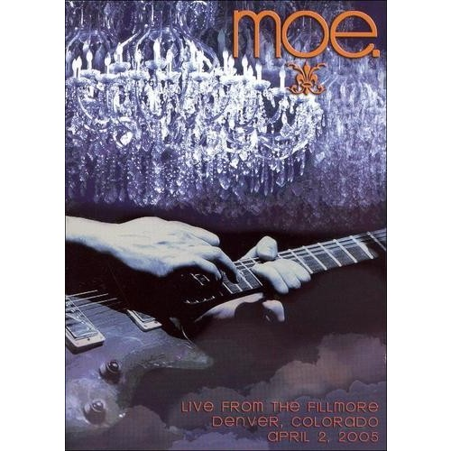 Moe: Live From the Fillmore [DVD]