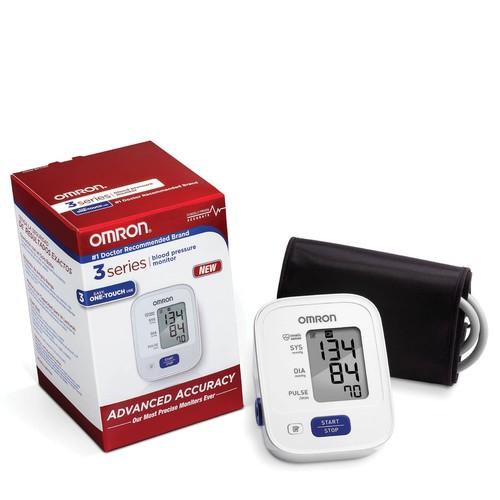 Omron Advanced-Accuracy Upper-Arm Blood Pressure Monitor