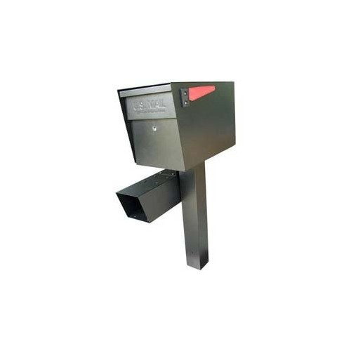 Mail Boss Newspaper Holder Black