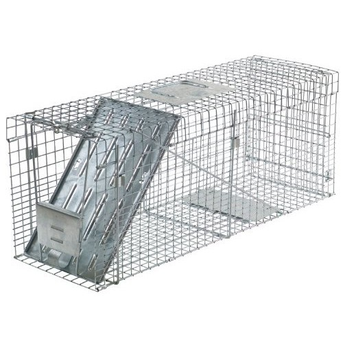 Havahart Live Animal Trap 32 In. X 10 In. X 12 In. Small Animals [Qty 1]