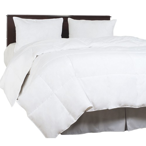 Lavish Home Down Blend Overfilled Full/Queen Comforter