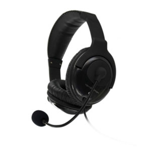 TekNmotion Yapster Plus Headset - Black