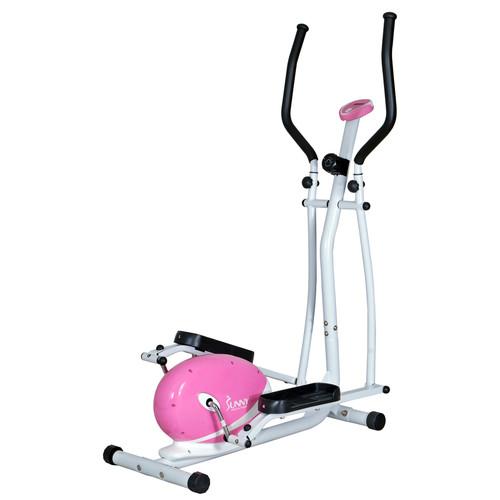 Sunny Health & Fitness Magnetic Elliptical Trainer II