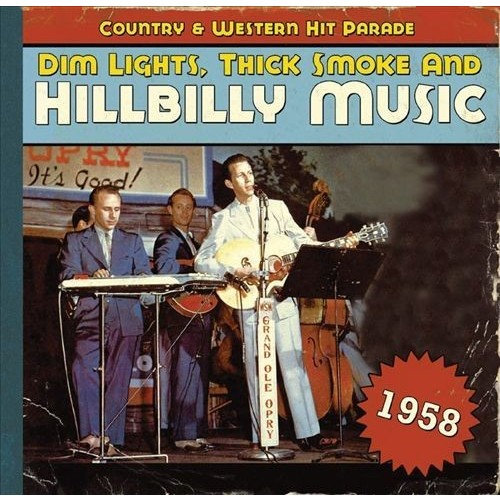 Country & Western Hit Parade 1958 [CD]