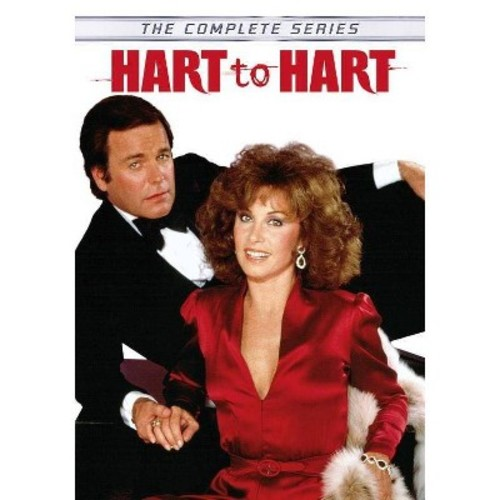 Hart To Hart:Complete Series (DVD)
