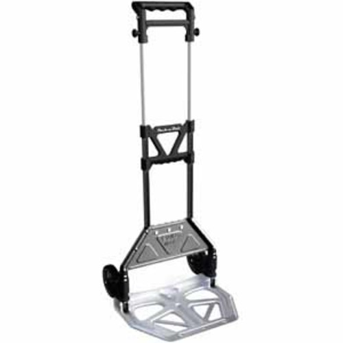 Olympia Pack-N-Roll 150LB Folding Cart With Steel Toe Plate