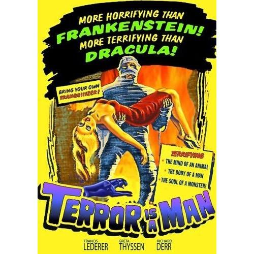 Terror Is ...