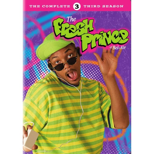The Fresh Prince of Bel-Air: The Complete Third Season [DVD]