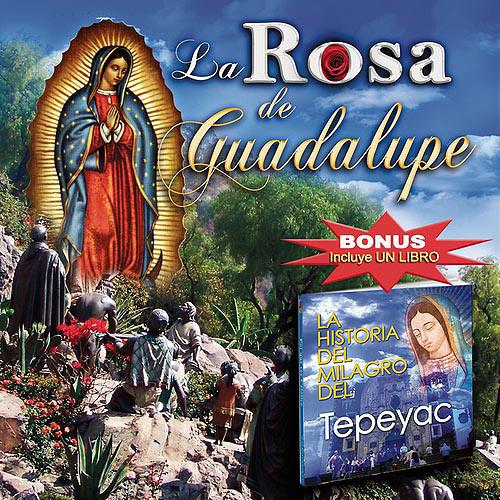 La Rosa de Guadalupe [CD]