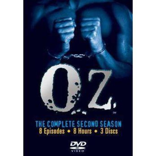 Oz: The Complete Second Season [3 Discs] [DVD]