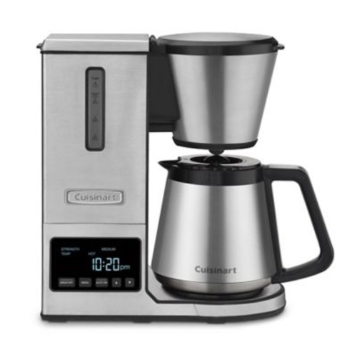Cuisinart PurePrecision Pour-Over Coffee Brewer with Stainless Steel Carafe