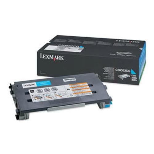Lexmark Toner Cartridge - Cyan Toner Cartridge