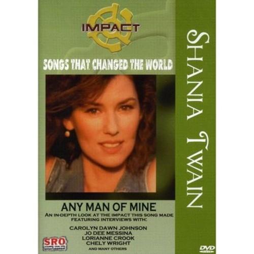Shania Twain: Any Man of Mine (DVD)
