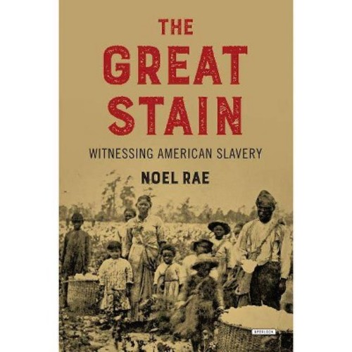 Great Stain : Witnessing American Slavery (Hardcover) (Noel Rae)