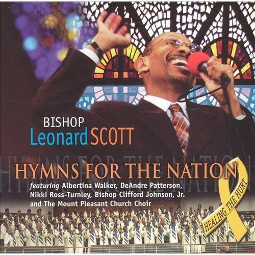 Hymns For The Nation CD