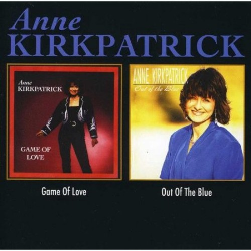 Game of Love/Out of the Blue [CD]