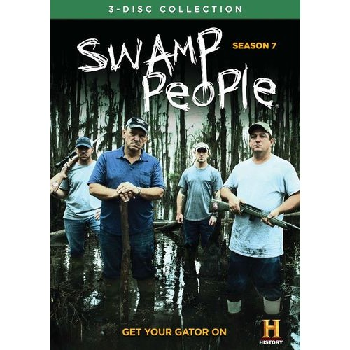 Swamp People: Season 7 [3 Discs] [DVD]