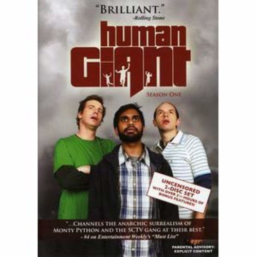 Human Giant: The Complete First Season [2 Discs]