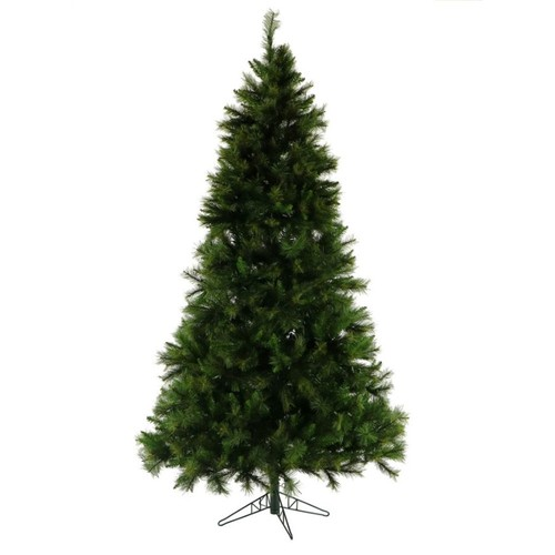 Fraser Hill Farm Artificial Canyon Pine Christmas Tree, 12'