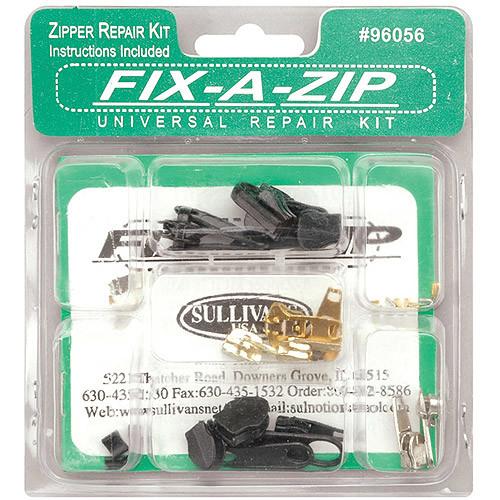 Sullivans Zipper Repair Kit Universal