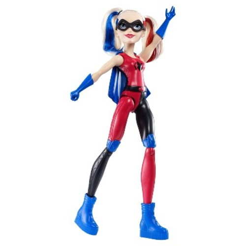 DC Super Hero Girls Action Training Doll - Harley Quinn