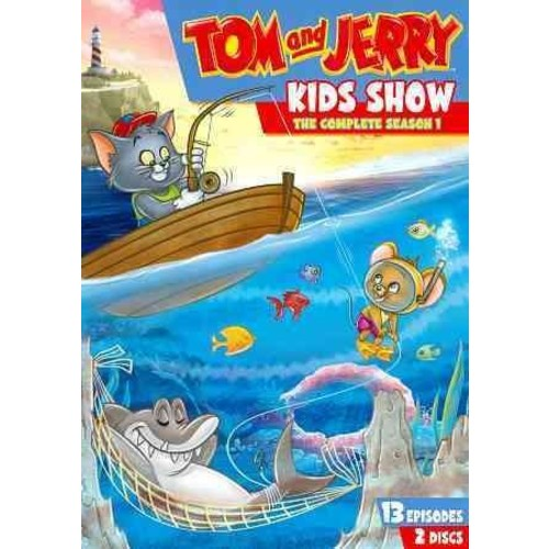 Tom and Jerry Kids Show: The Complete First Season (dvd_video)