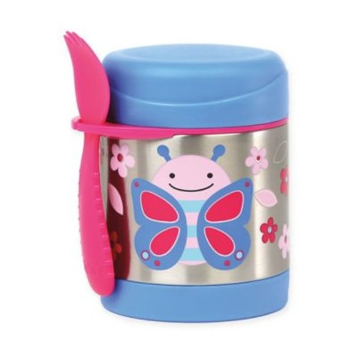SKIP*HOP Zoo 11 oz. Insulated Food Jar in Butterfly