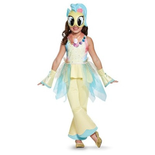 Girls' My Little Pony: Princess Skystar Deluxe Toddler Costume 3T-4T