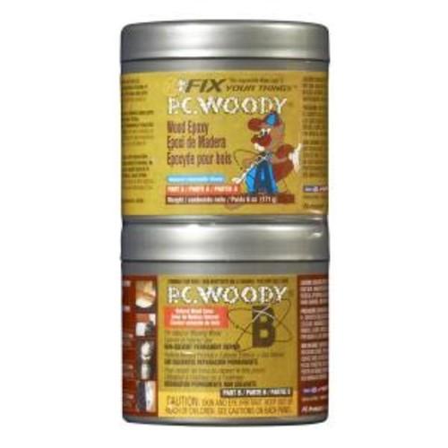 PC Products 6 oz. PC-Woody Wood Epoxy Paste