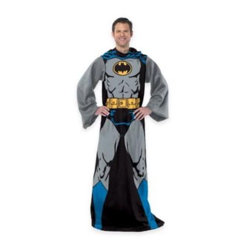 Warner Bros Batman in Black Adult Comfy Throw by The Northwest Company