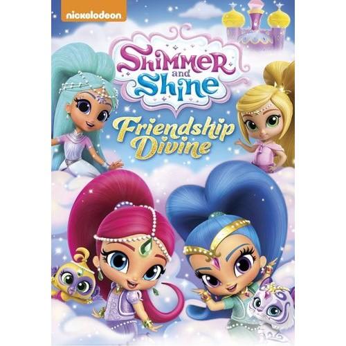Shimmer & Shine: Friendship Divine [DVD]