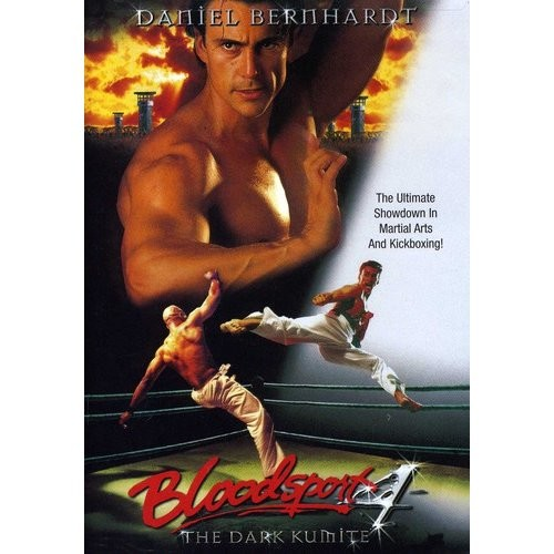 Bloodsport 4: The Dark Kumite [DVD] [1998]