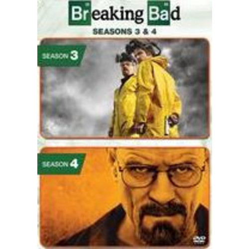 Breaking Bad: Season 3 and 4