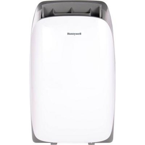 Honeywell HL Series 14,000 BTU Portable Air Conditioner with Dehumidifier and Remote Control - White/Gray
