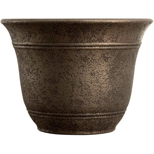 Sierra Planter Nordic Bronze, 16